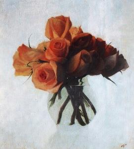 Bowl+of+Roses+18x16