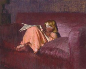 younggirlreadin